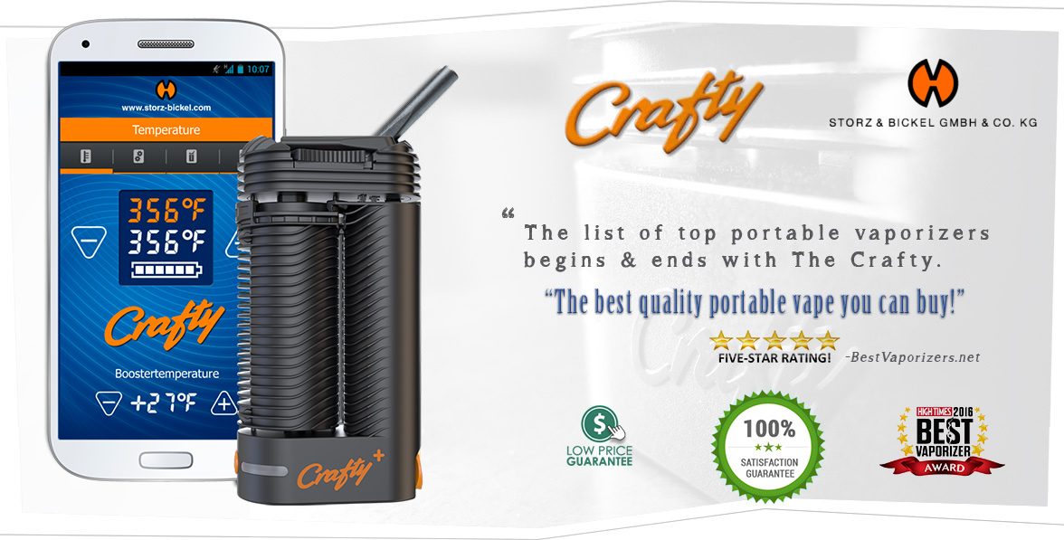 buy the crafty vaporizer on sale