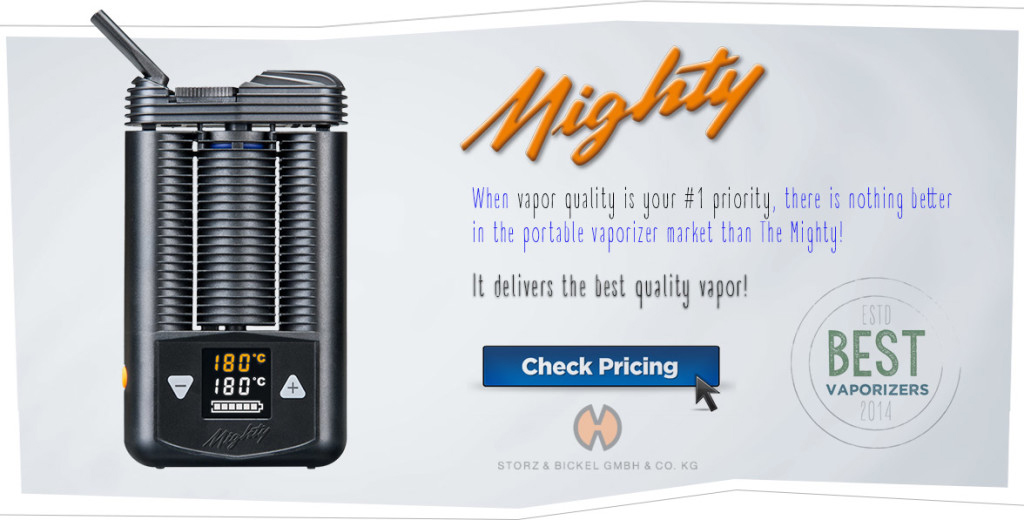 buy the mighty vaporizer for sale